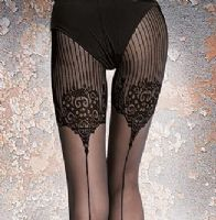 Fiore Jolena 20 Denier Backseam Tights
